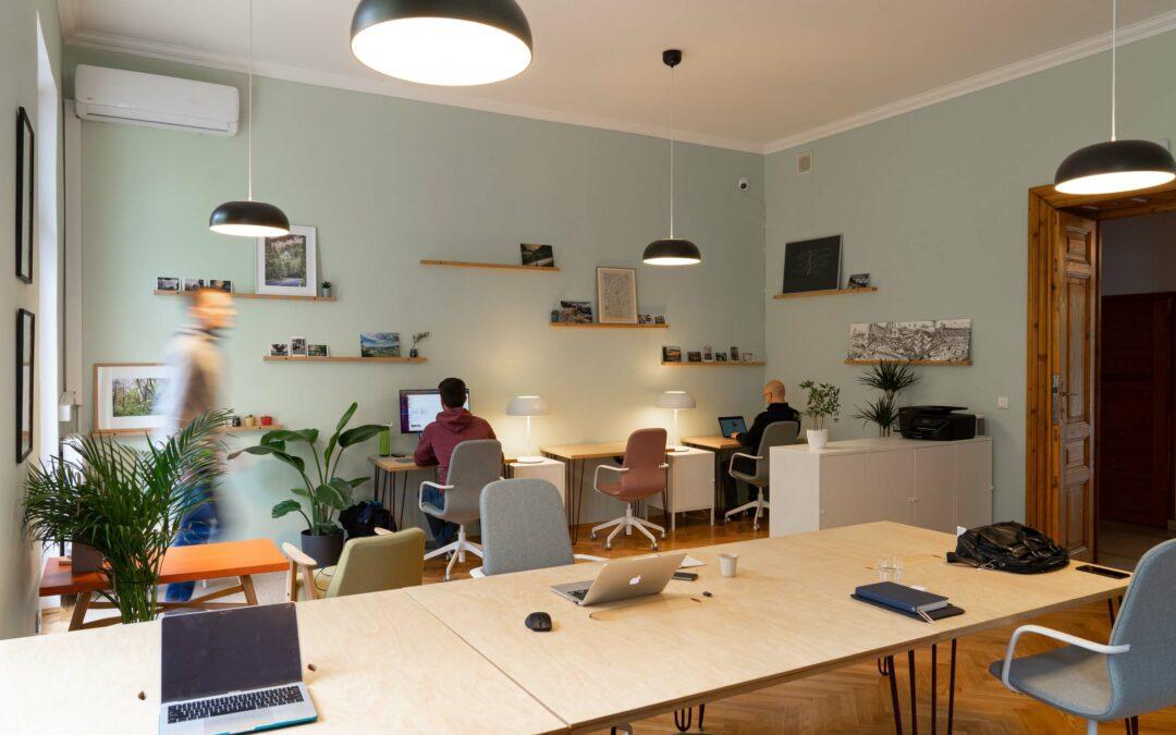 3 raisons de louer son mobilier de bureau